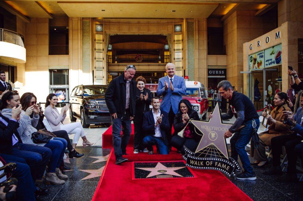 Chevy Suburban Star Hollywood