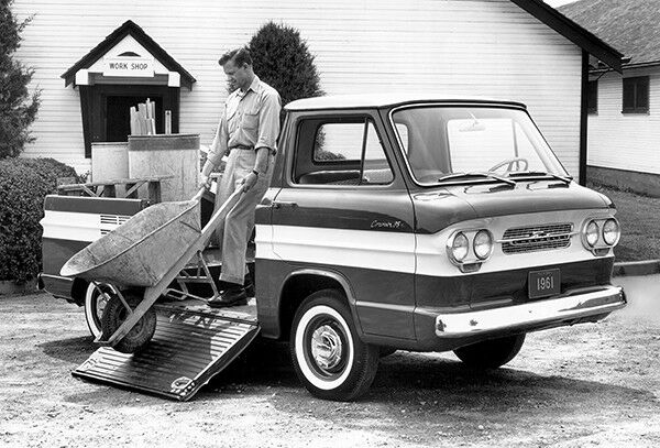 Corvair Rampside Pickup | GM-08