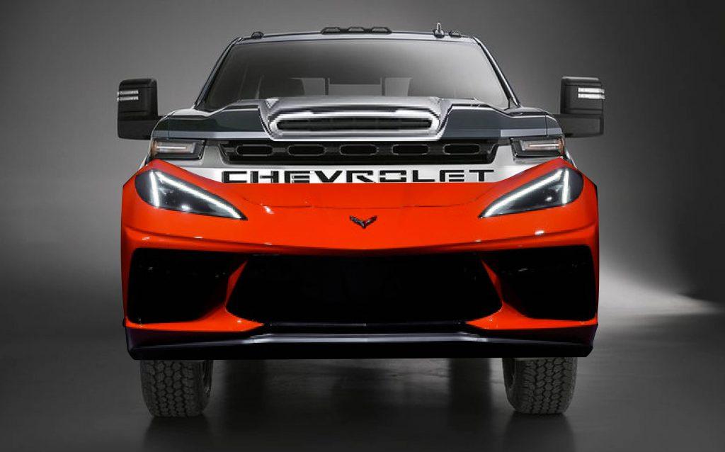 202x Corvette SUV