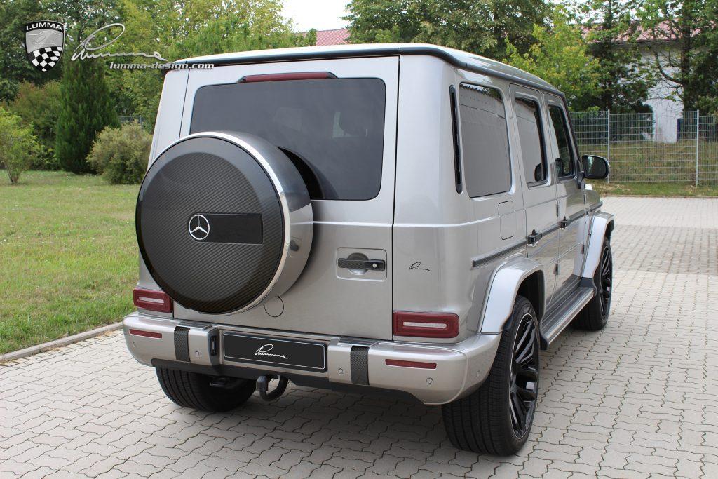 First-Gen Lumma CLR G770 G-Wagen
