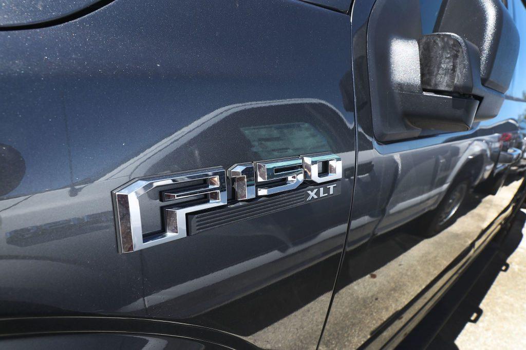 Ford F-150 logo