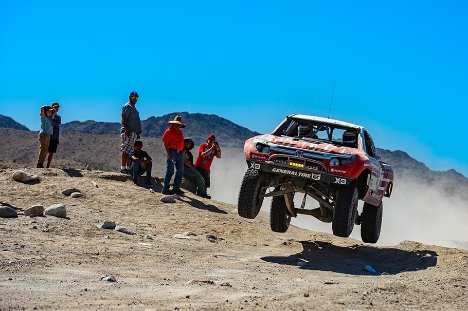 Honda Unlimited Ridgeline at 2018 Baja 500