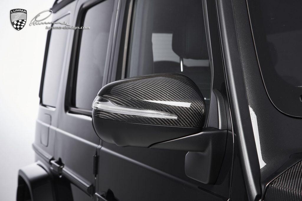 Lumma CLR G770 G-Wagen mirror and side