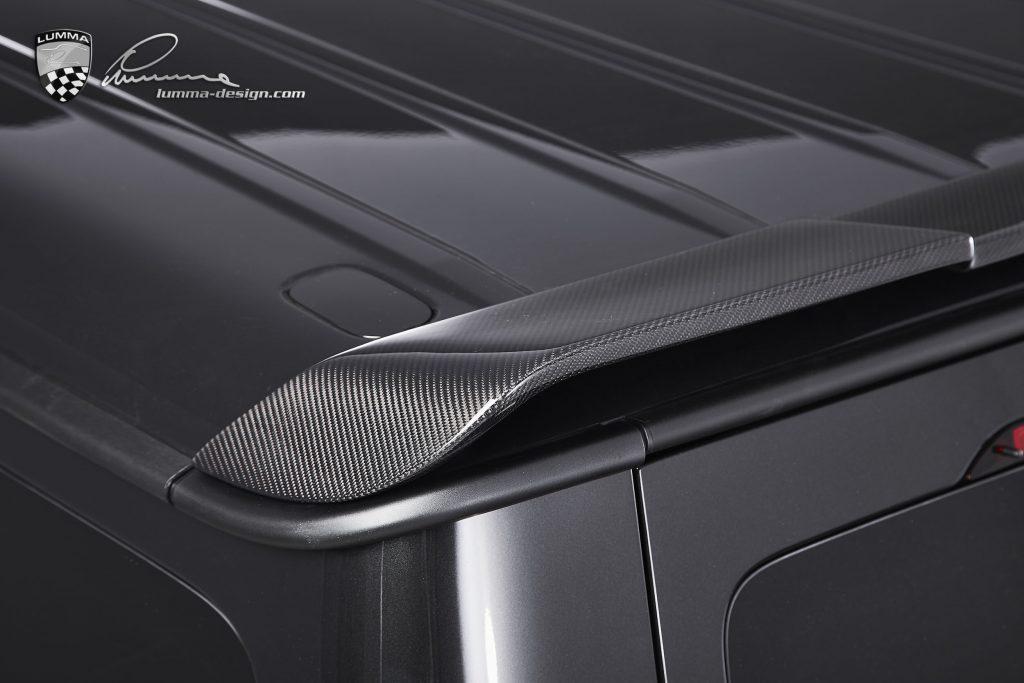 Lumma CLR G770 G-Wagen roof spoiler