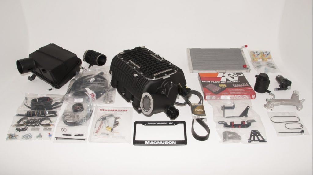Magnuson Toyota Tundra supercharger kit