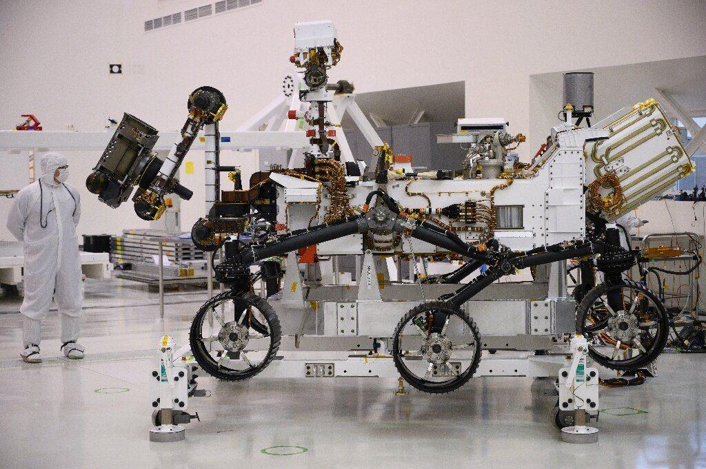 Mars Rover 2020 | NASA-03