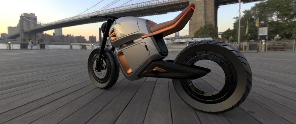 NAWA Technologies Racer Concept