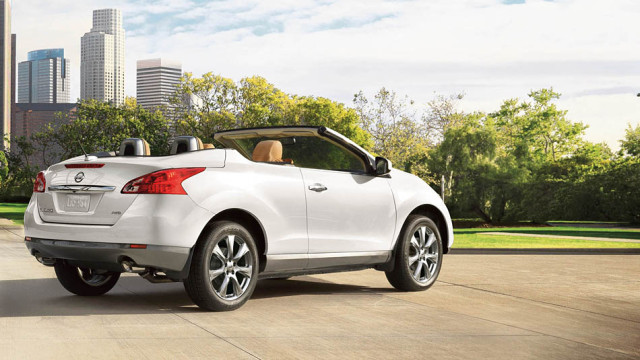 2012 Nissan Murano CrossCabriolet | Nissan