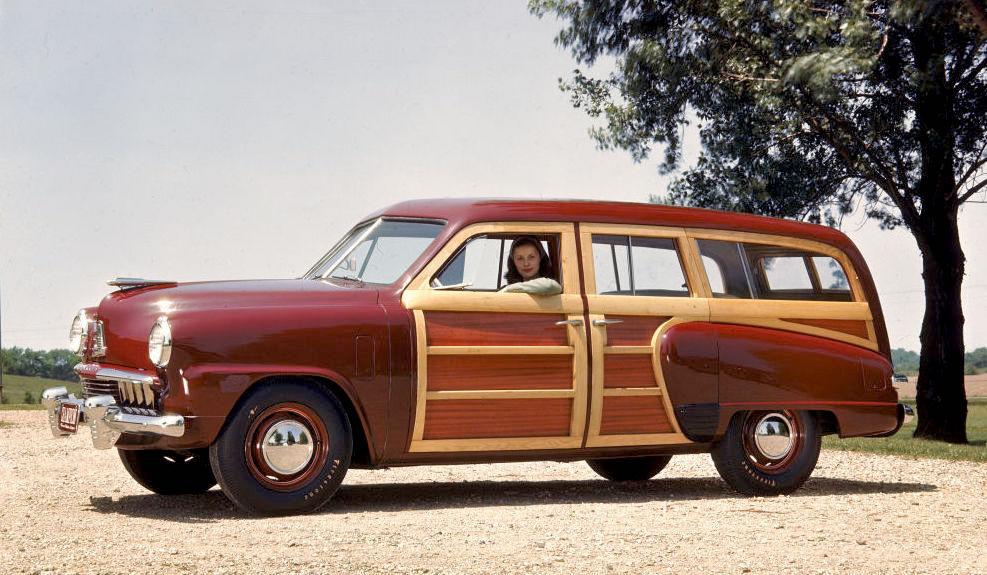 1947 Studebaker prototype station wagon | Getty