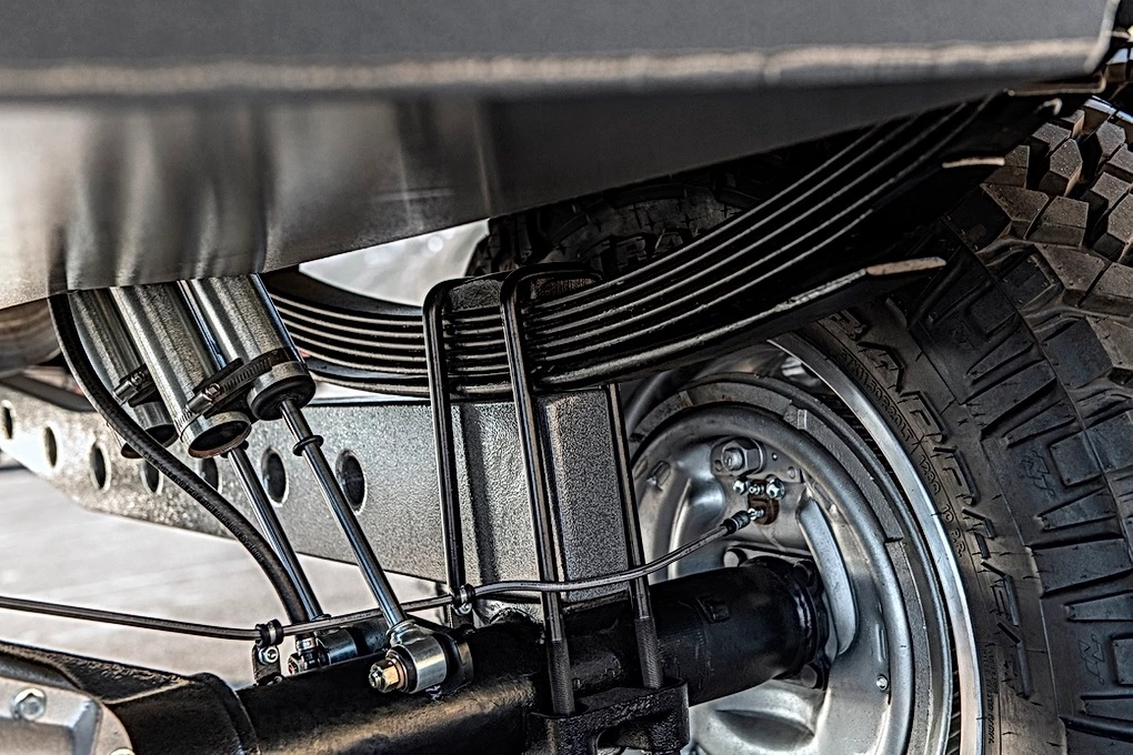 Rtech Fabrications Ponderosa lift kit