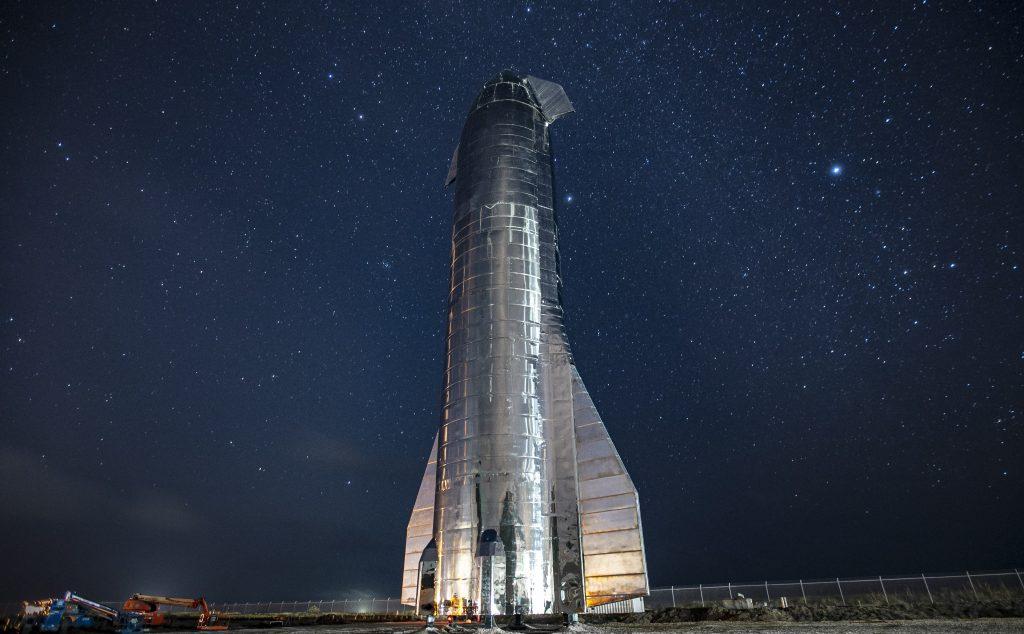 SpaceX Starship Mk I