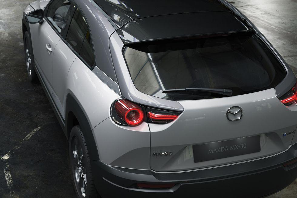 2020 Mazda MX-30 EV | Mazda