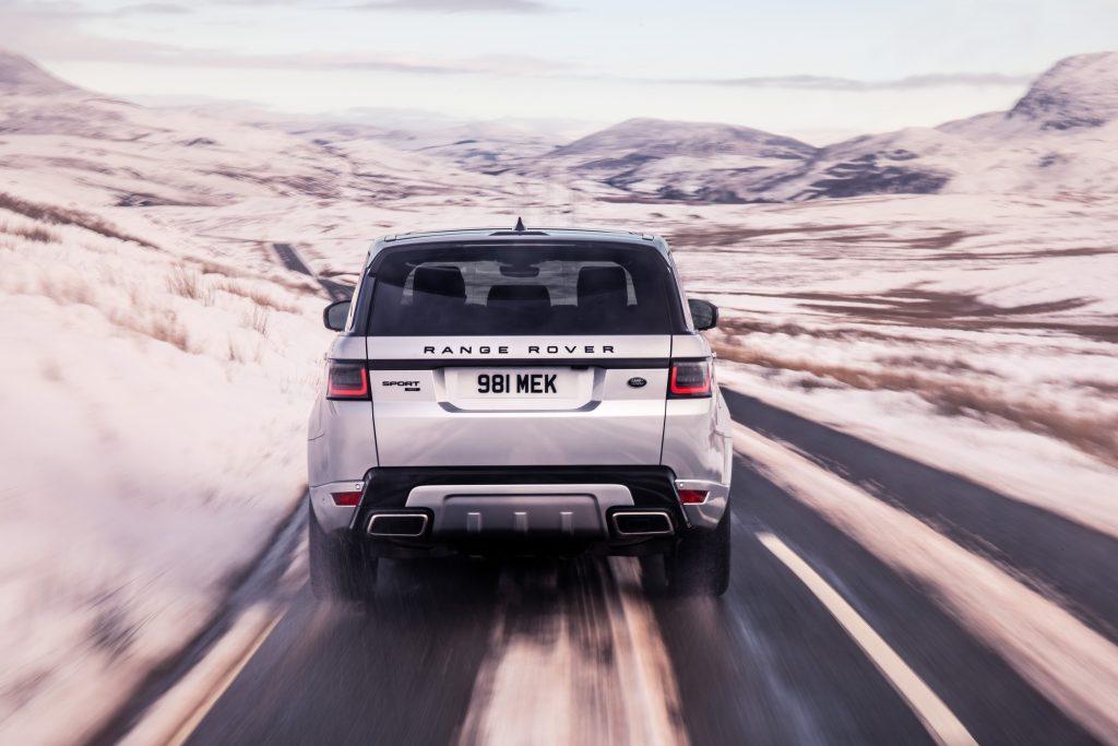 2019 Range Rover Sport rear