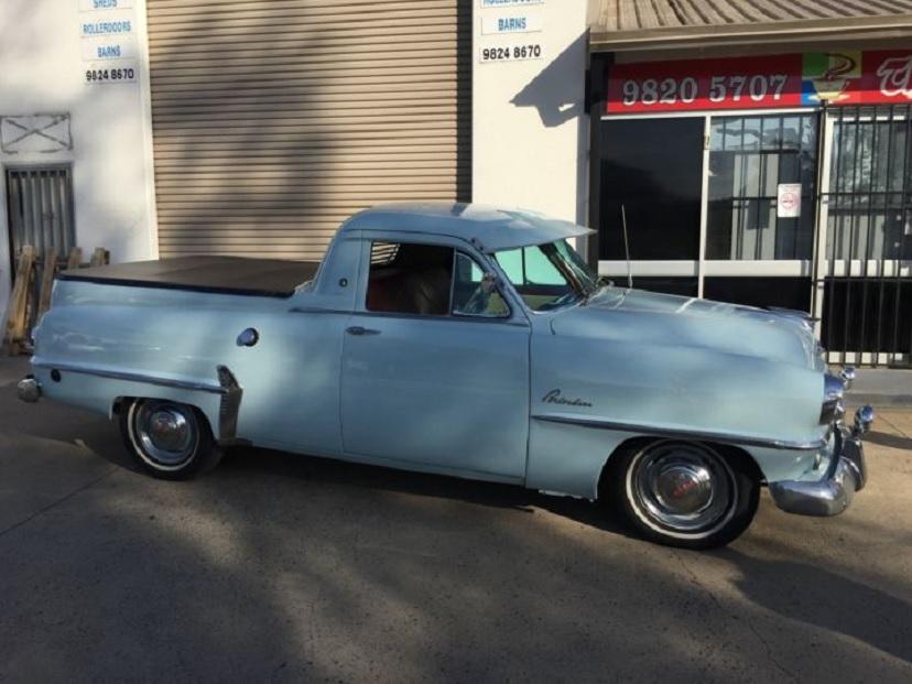 1956 Plymouth Belvidere ute
