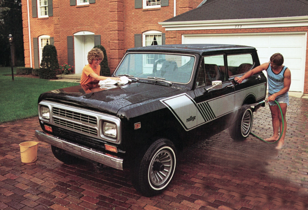 1971-80 International Scout II