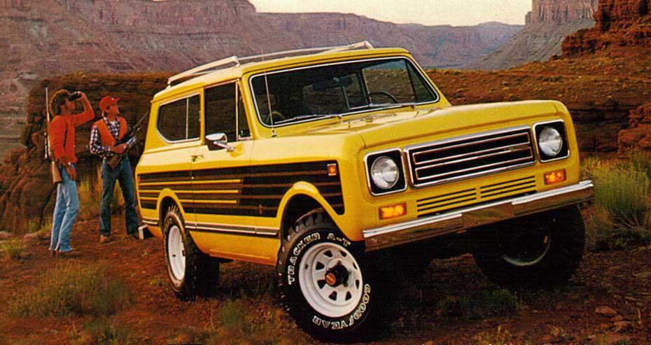 1971-80 International Scout II