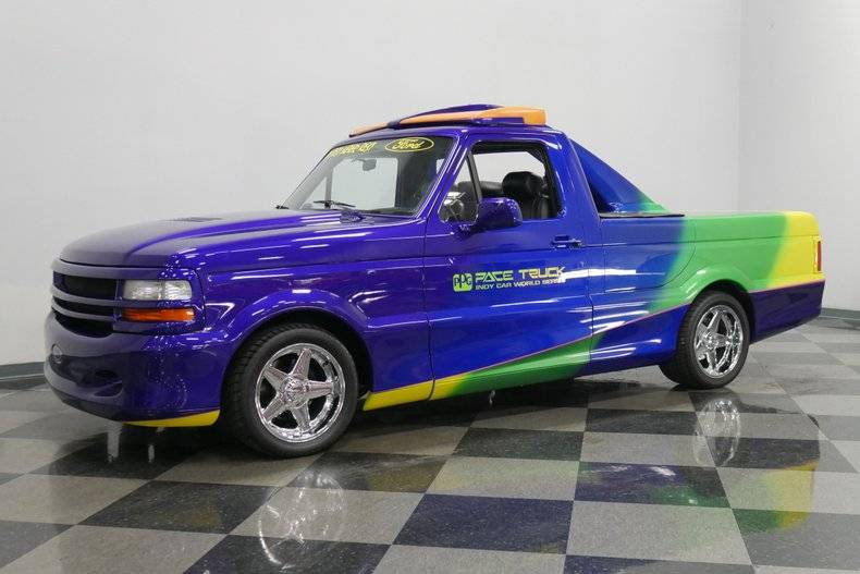 1991 Ford F-150 PPG IndyCar Pace Truck Roush | PPG-0