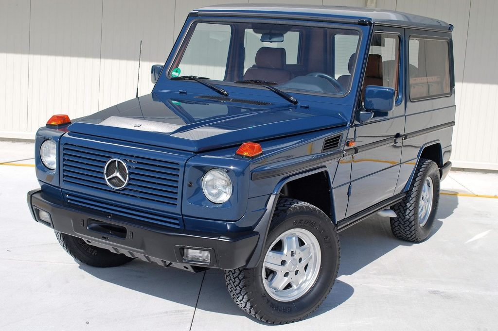 1991 Mercedes-Benz 230GE