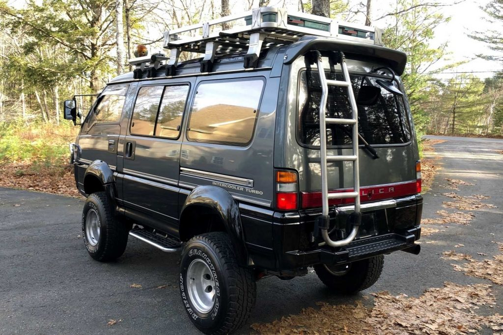 1991 Mitsubishi Delica Super Exceed L300 4x4 diesel