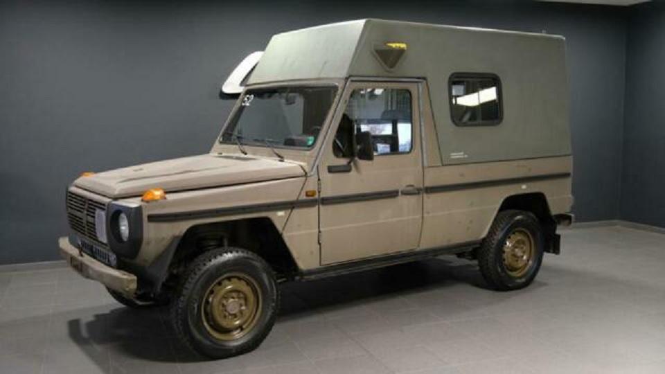 1993 Mercedes G 230 military G-Wagon