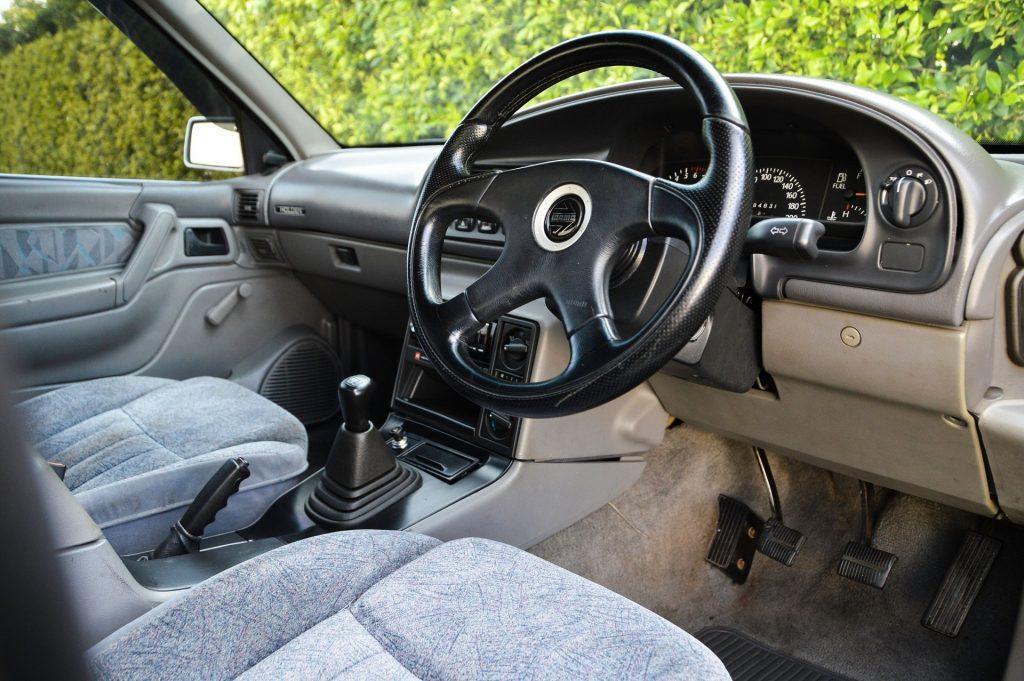 1994 Holden Commodore VR ute interior
