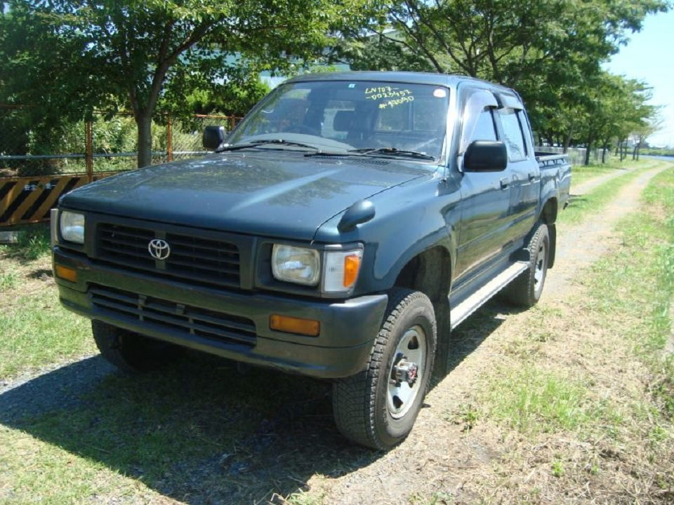 1995 Toyota Hilux 4WD diesel