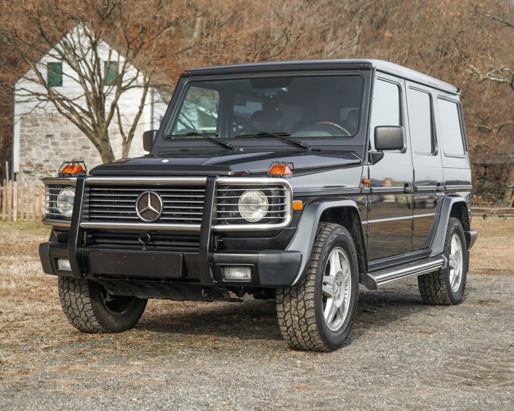 A Used Mercedes G Wagon Can Be Surprisingly Affordable