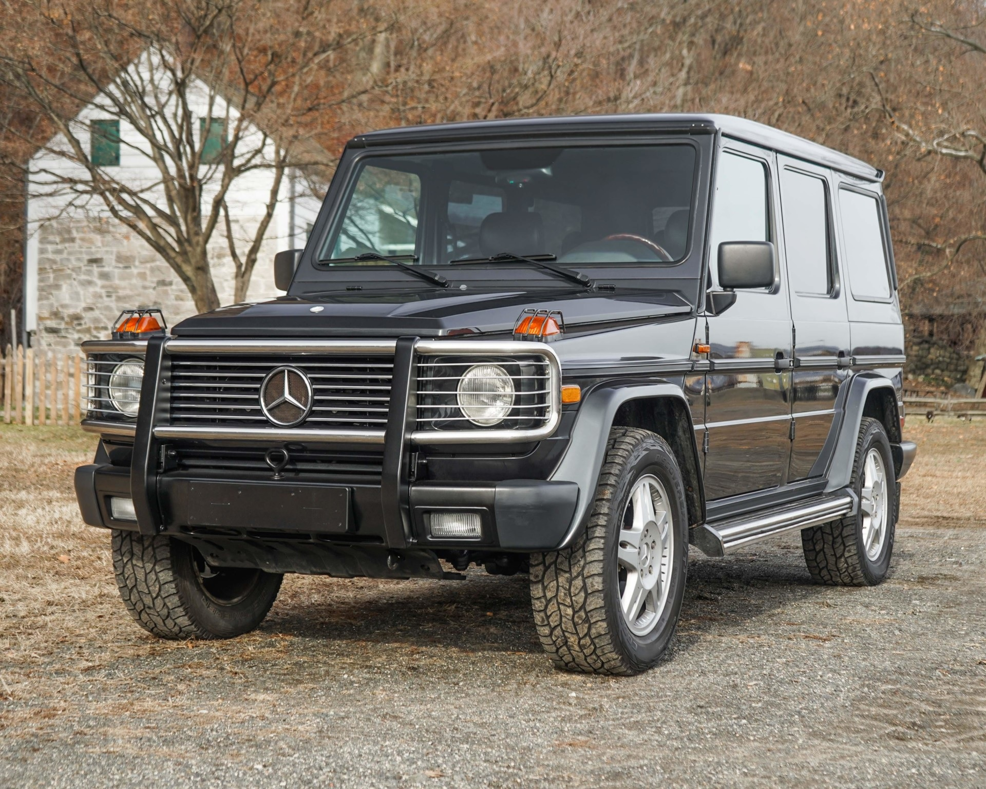 A Used Mercedes G-Wagon Can Be Surprisingly Affordable