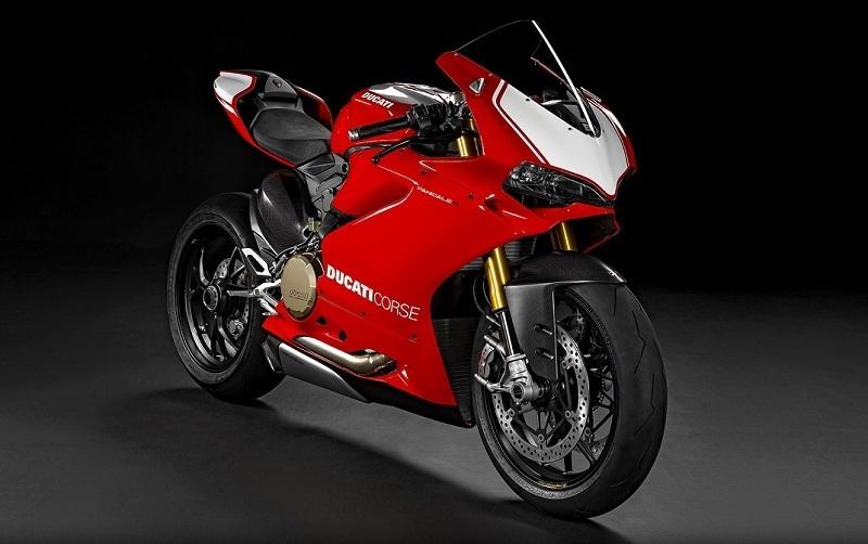 2017 Ducati 1199 Panigale R