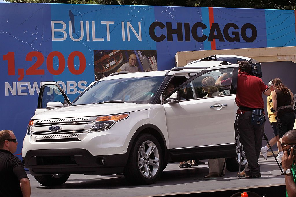 2017 Ford Explorer assembly plant | Getty-0