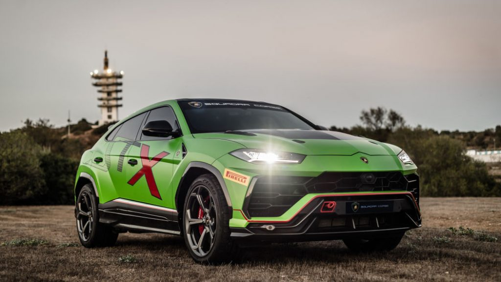2019 Lamborghini Urus ST-X | Lamborghini-