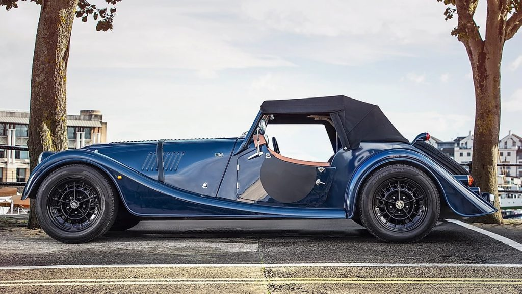 2019 Morgan Plus 4