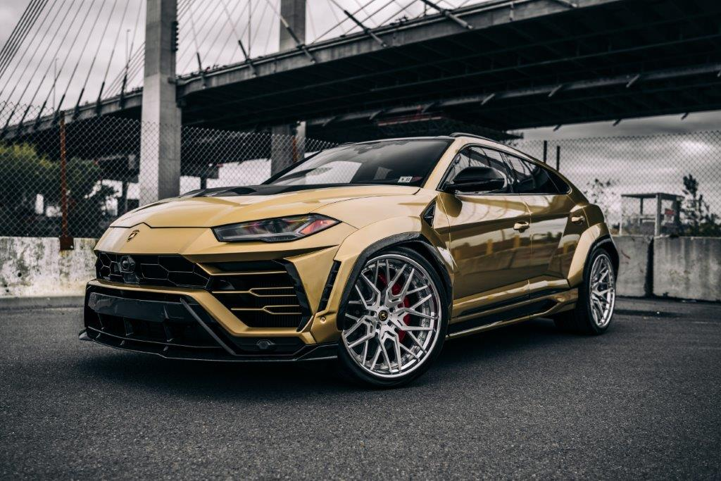 Is This Urus 840 Hp Widebody The First Suv Sports Car