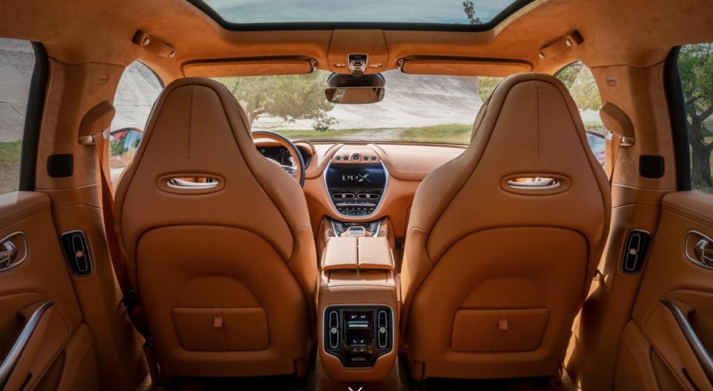 2020 Aston Martin DBX SUV | Aston Martin-0