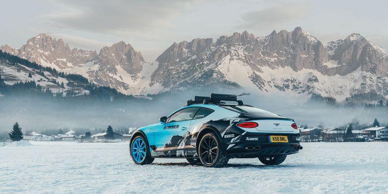 2020 Bentley Continental GT Ice Racer | Bentley-0