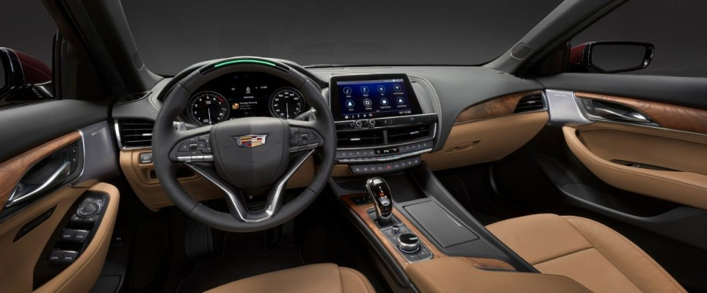 Cadillac CT5's Super Cruise technology will be available in calendar year 2020 on select models.