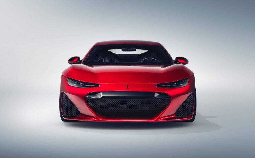 2020 Drako GTE front