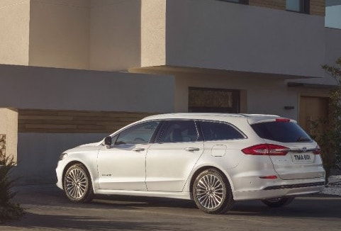 2020 Ford Fusion/Mondeo wagon | Ford-0