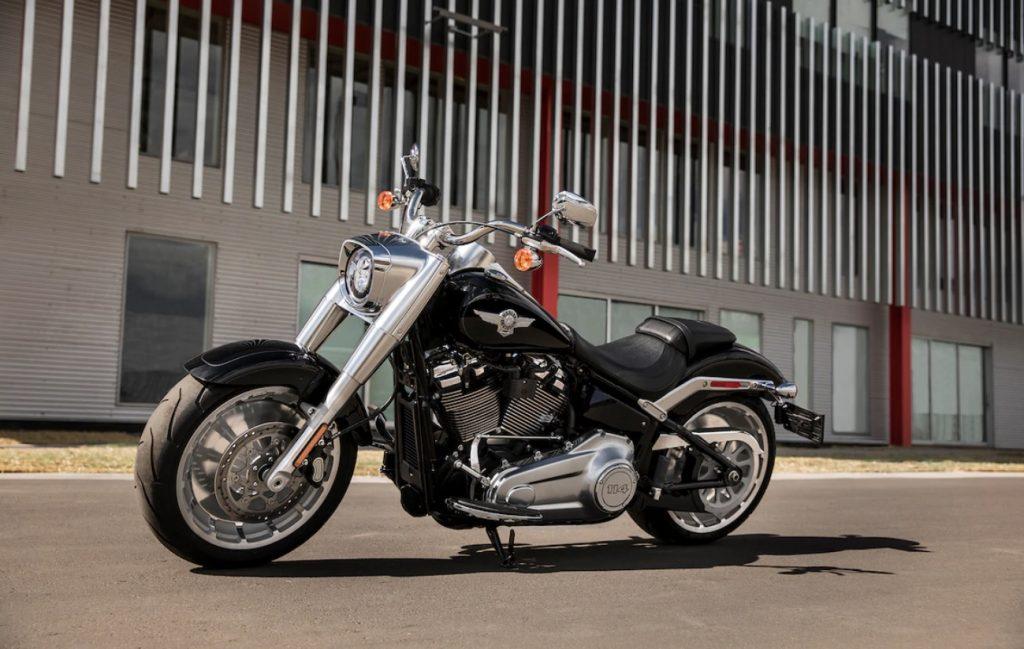 2020 Harley-Davidson Fatboy 114