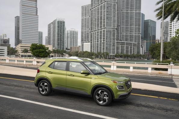 2020 Hyundai Venue | Hyundai-0