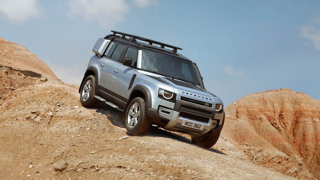 2020 Land Rover Defender 110