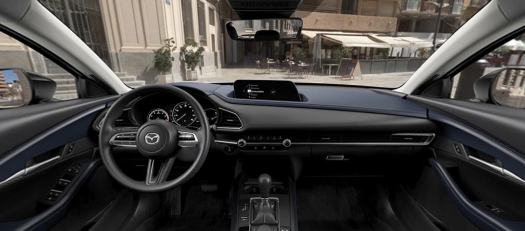 2020 Mazda CX-3 Interior