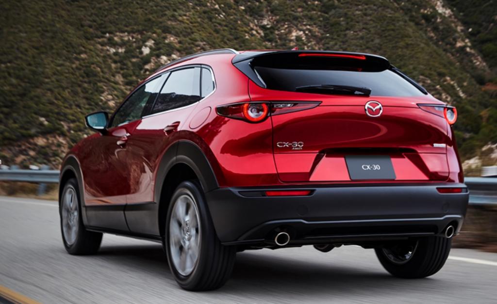 2020 Mazda CX-30 Crossover | Mazda-2