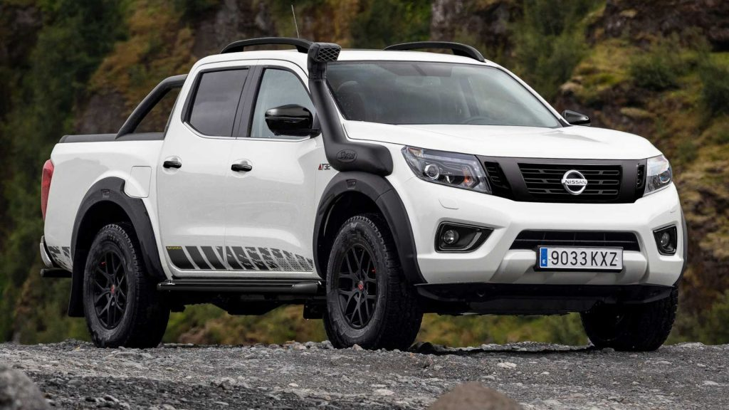 2020 Nissan Navara Off-Roader AT32 | Nissan-0