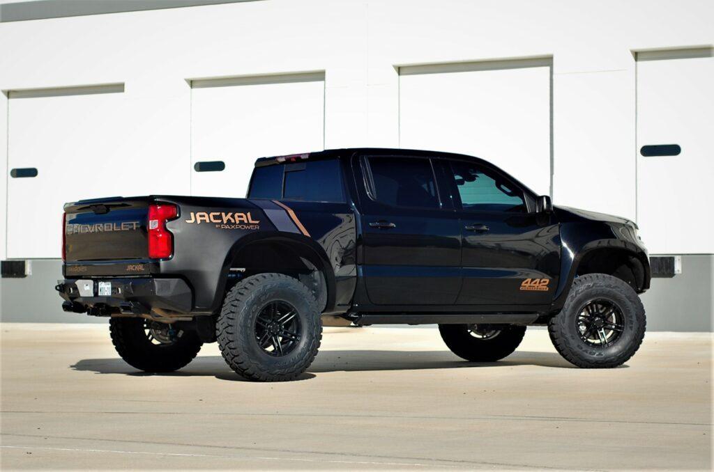 2020 Silverado Jackal | PaxPower-0