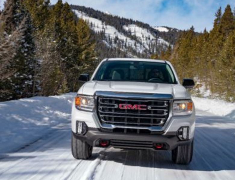 2021 GMC Canyon AT4 | GM-0