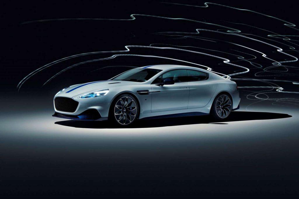 Aston Martin Rapide E | Aston Martin