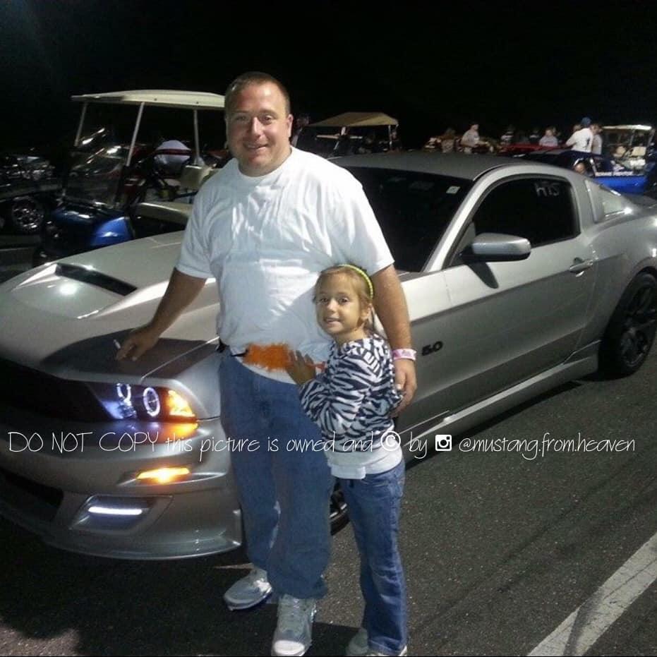 Ella's 2012 Mustang -0
