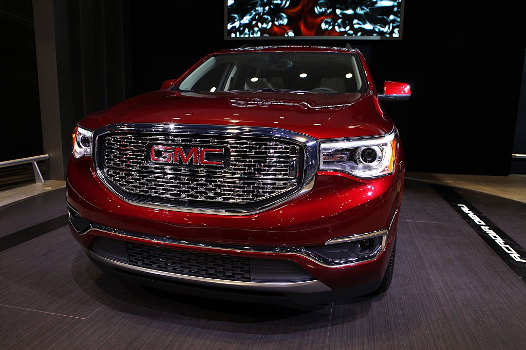 This Was The Worst Gmc Acadia Model Year Ever