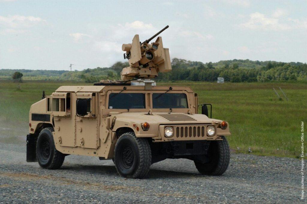 Gun truck | Getty